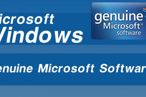 windows genuine fix