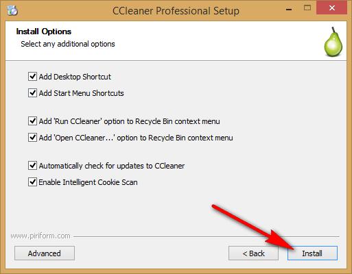 ลบไฟล์ถาวร ด้วย CCleaner