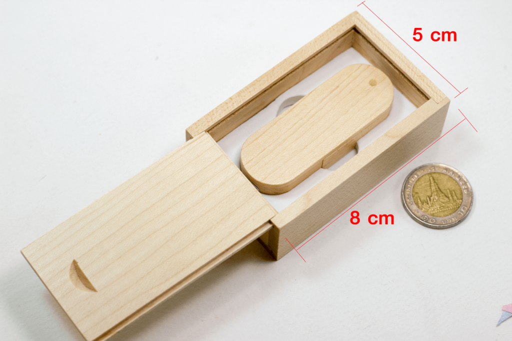 maple box size