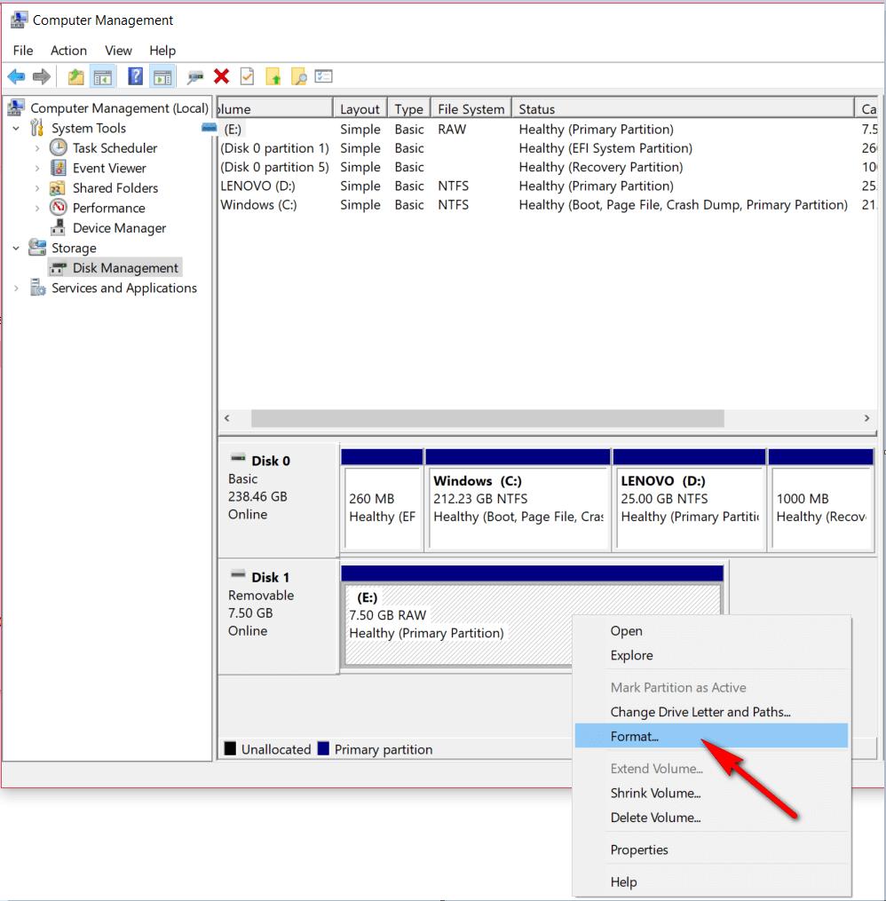 format usb drive by cmd12 – FlashDriveDD COM