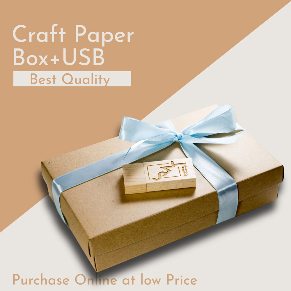 craft paper box