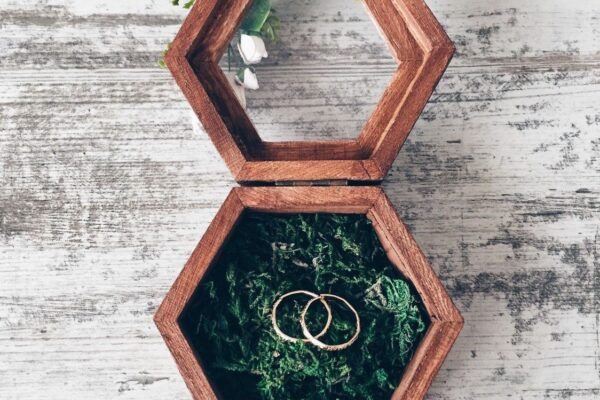 กล่องใส่แหวน